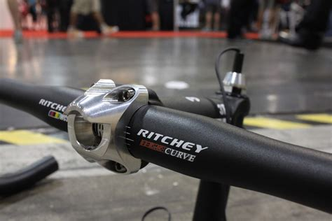 Interbike 2011 Calfee S Trick Face Plate Light Mount And