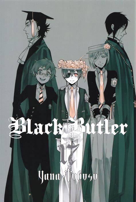 Black Butler Vol 17 1 352 best kuroshitsuji images on black butler