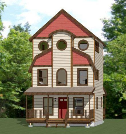 Tiny Floor Plans 20x20 Tiny House 20x20h26 1 079 Sq Ft Excellent