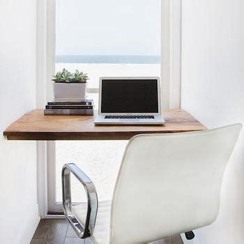 desk in front of window den library office design decor photos pictures ideas
