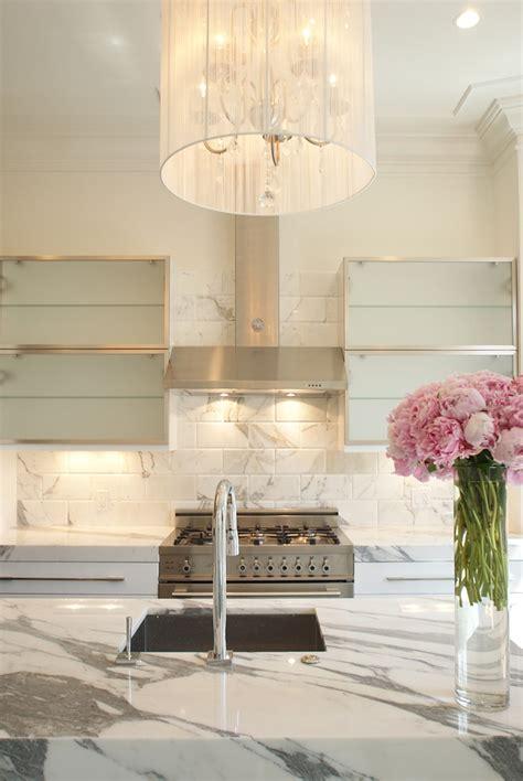 marmor arbeitsplatte marmor arbeitsplatten moderne k 252 chen ideen top
