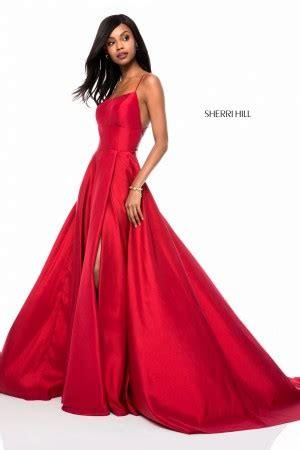 sherri hill prom dresses | 2018 dress collection at madame