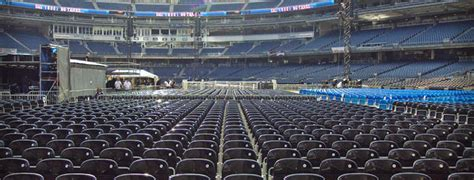 concert seats seating solutions ultimate floor track seating