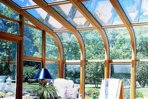 curved sunrooms aluma side siding  windows