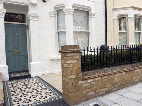 london pattern metal works london garden wall company london garden brickwall builders