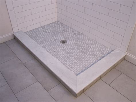 subway tile bathroom floor ideas subway tile shower floor houses flooring picture ideas