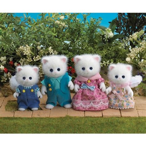 sylvanian families cat family discover and save creative ideas