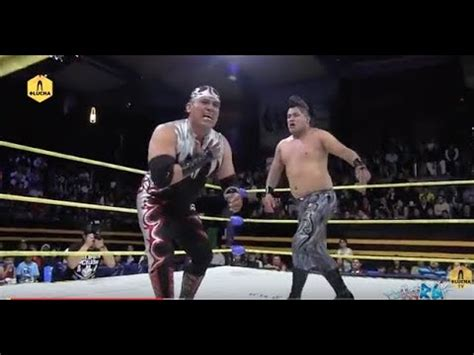 eterno vs bombero infernal, iwrg arena naucalpan youtube