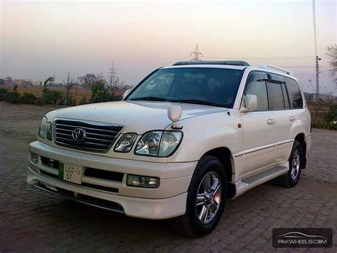 land cruiser 2005 toyota land cruiser cygnus 2005 for sale in lahore pakwheels