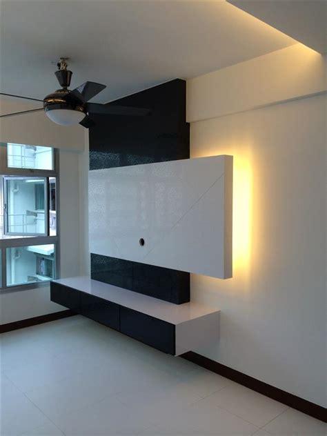 TV Console / TV Feature Wall   Simple Closet (S) Pte Ltd
