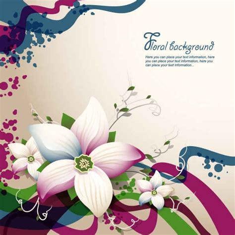 flower wallpaper vector free download free vector flower background free vector in encapsulated