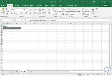 tutorial para usar vegas pro 11 0 c 243 mo usar buscarv y buscarh en excel 2016 solvetic