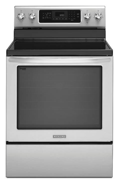 Kitchenaid Appliances Registration Kitchenaid Kers202bss 6 2 Cu Ft Stainless Steel