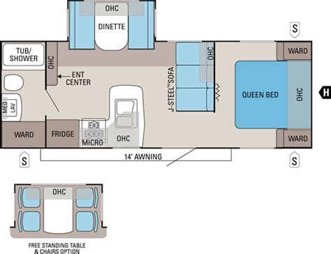 Jay Flight Rv Floor Plans by Inventory Images