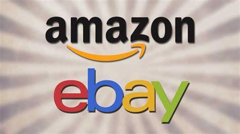 ebay vs amazon better deals amazon or ebay netivist