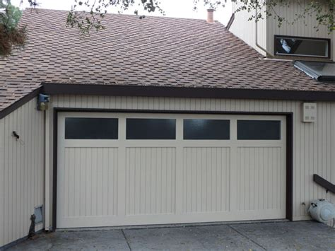 Custom paint grade garage doors brentwood pittsburgh concord san