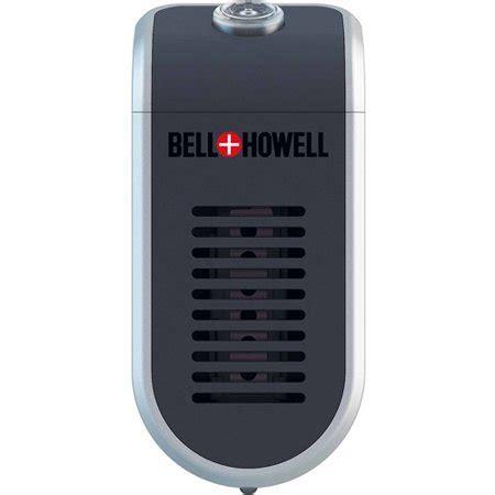bell howell ionic maxx air purifier  ionizer  uv