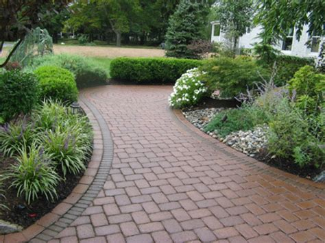 walk way pavers front side garage with paver walkway ideas paver front walkway ideas interior