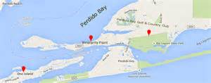 where is perdido key florida on the map perdido key homes for sale sw pensacola real estate