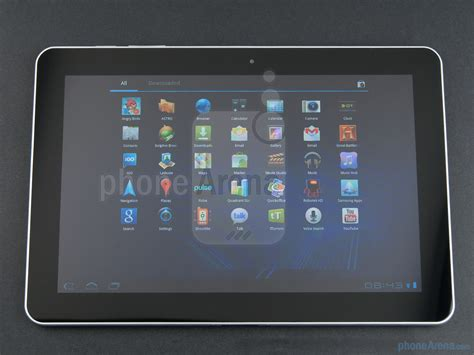 Samsung Tablet 10 1 Review samsung galaxy tab 10 1 review