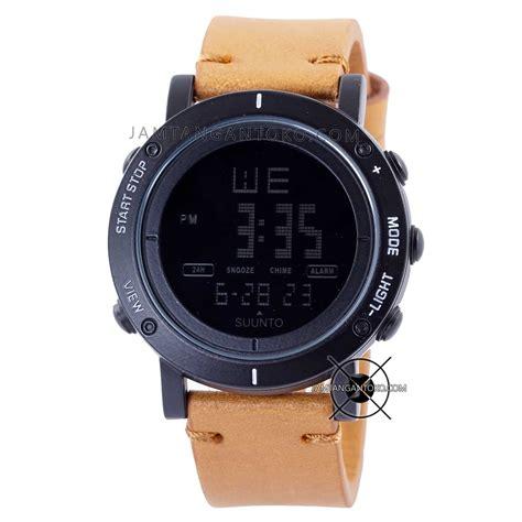 Harga Jam Tangan Merk Suunto harga sarap jam tangan suunto essential hitam coklat muda