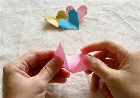 youtube tutorial origami love origami heart tutorial kitty baby love