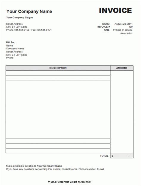 download invoice template free word perfect rabitah net