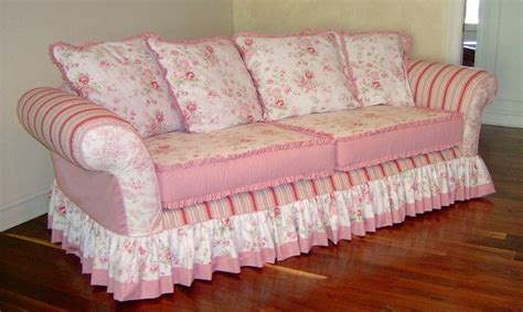 pink couch slipcover workroom intelligence sewing pinterest boys fabrics