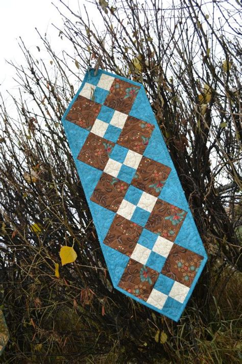 Quilt Runner by Quilted Table Runner Patchwork Quilt Runner Southwest