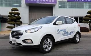Www Hyundai Au Hyundai Ix35 Fuel Cell Vehicle Enters Production