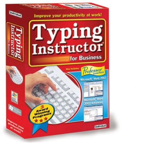 typing instructor for business 2 | individual software
