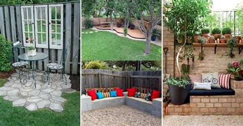 small backyard seating ideas 23 easy to make ideas building a small backyard seating