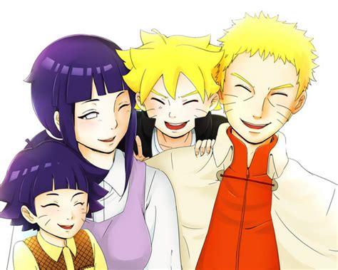 wallpaper naruto and keluarga falling in love