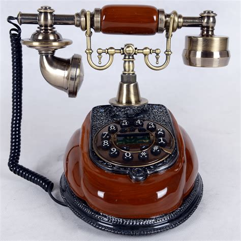 Antique Telephone Vintage Fashion Telephone fashion vintage telephone fashioned classical fashion phone antique telephone general order