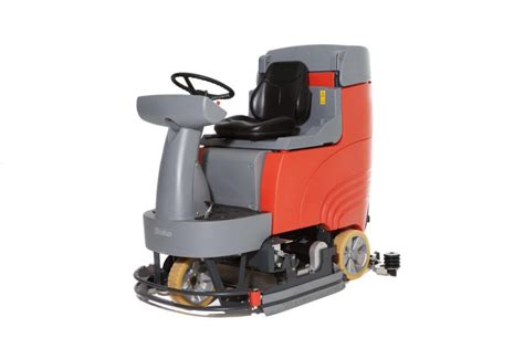 Home Floor Scrubber by Hako Scrubmaster B115r Ride On Scrubber Powervac