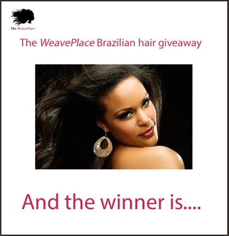 growing black hair to great lengths the weaveplace brazilian hair giveaway - Brazilian Hair Giveaway
