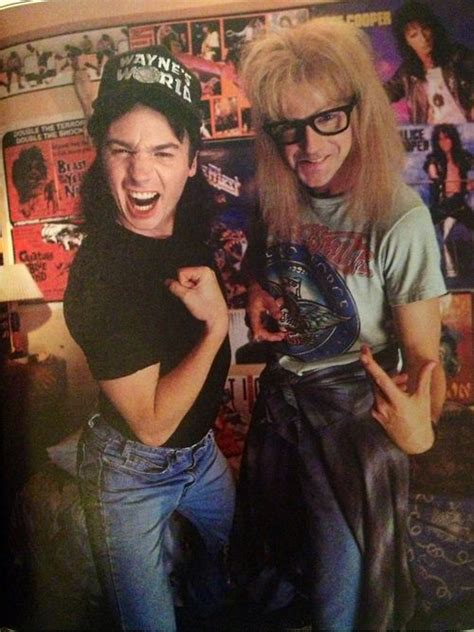 mike myers quote in bohemian rhapsody waynes world the ultimate 90s film books and movies i