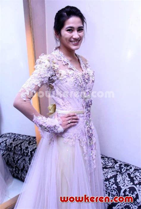 Kebaya Marwah 17 best images about kebaya on kebaya actresses and fashion designers