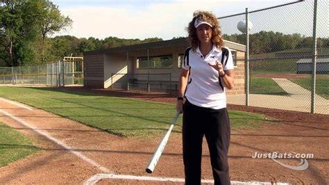 how to swing a bat correctly how to swing a fastpitch bat properly with michele smith