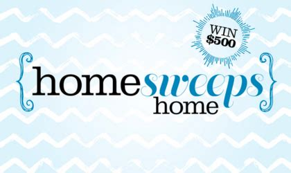 Hgtv Magazine Sweepstakes - hgtv magazine home sweep home sweepstakes sun sweeps