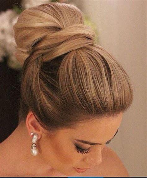 elegant wedding buns 25 best ideas about high bun hairstyles on pinterest