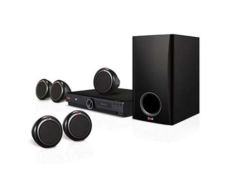 Lg Dvd Home Theater Dh 753ot dvd home theater lg indonesia