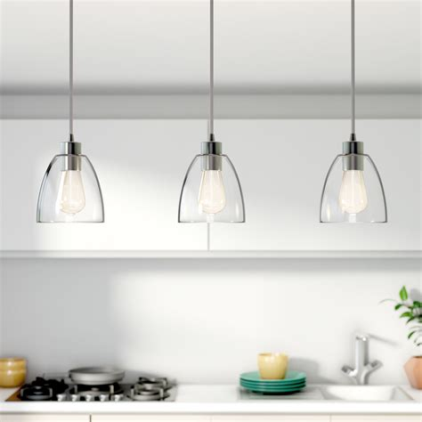 cadorette 3 light kitchen island pendant products