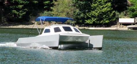 catamaran hull wave interference sailing catamarans review of 2011