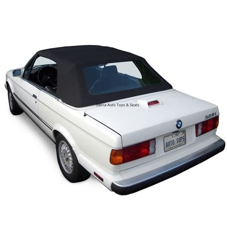 factory style 1987 1993 bmw 3 series convertible tops