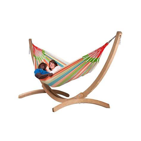 soporte para hamacas soporte de madera para hamaca familiar canoa