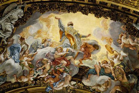 St Glori by File St Francis Xavier Carlone Gesu Rome Jpg