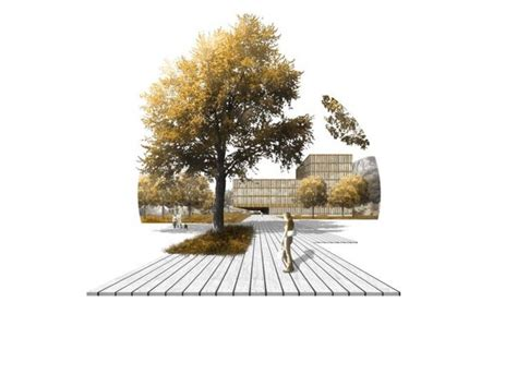 Landscape Architecture Graphics 1000 Ideas About Rendering Architecture On