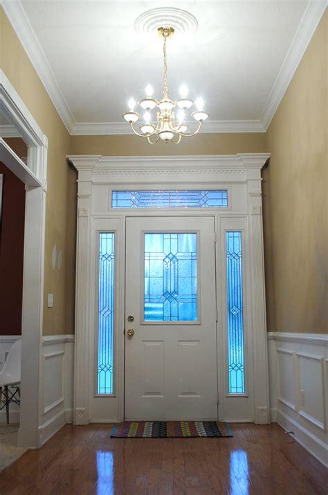 Fancy Foyer Fabulously Vintage A Fancy Chandy In The Foyer
