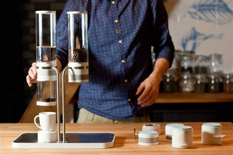 home barista coffee maker allows you to personalize your
